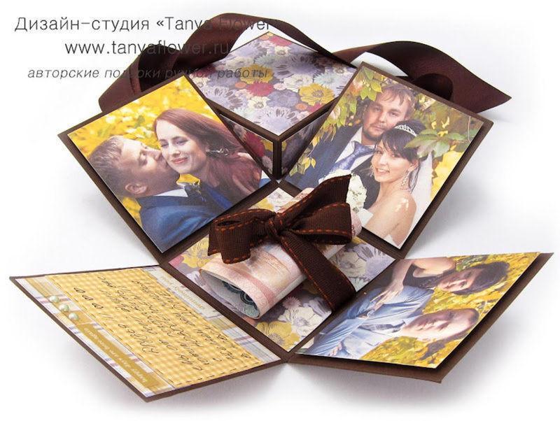 Заказать открытку с фотографиями