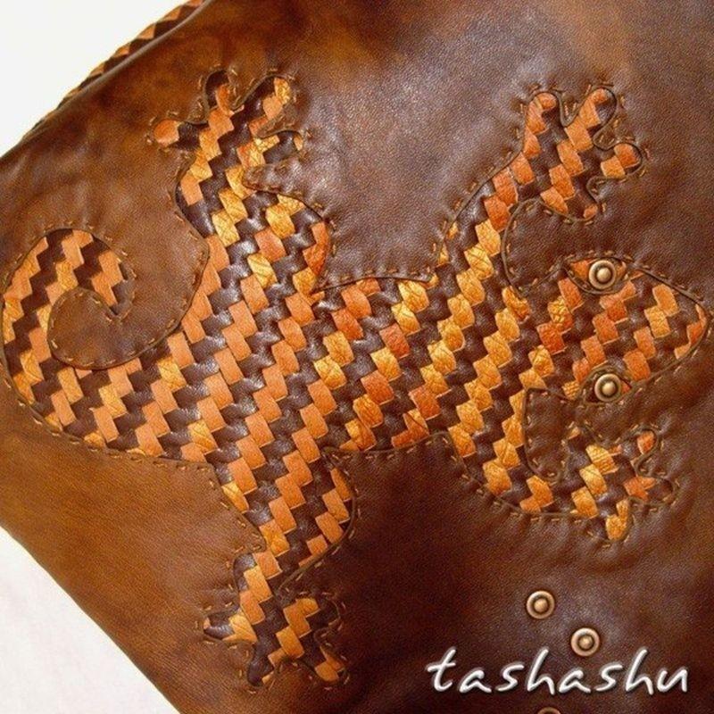 Искусство макраме: сумка своими руками из чего плетут