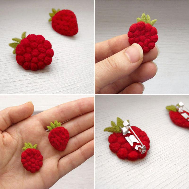 Сделать поделку ягоды 37