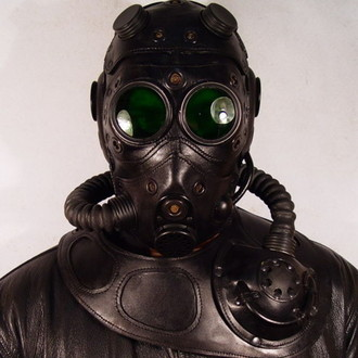 CF Steampunk Gas Mask