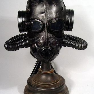 Multy set art gas mask