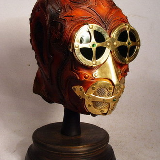 Victorian Gas Mask 2