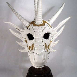 White and Brass Dragon